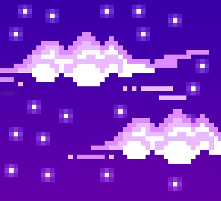 PixelClouds